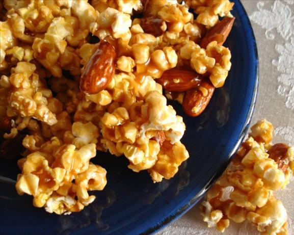Kahlua Popcorn