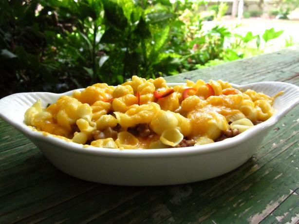 Chili-Mac Casserole