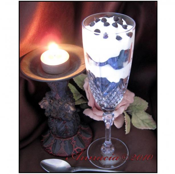 Very Blueberry Parfait