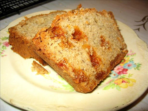The Best Butterscotch Banana Bread