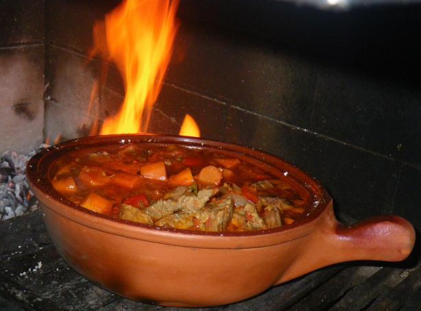 Mafe (Senegalese Beef Stew)