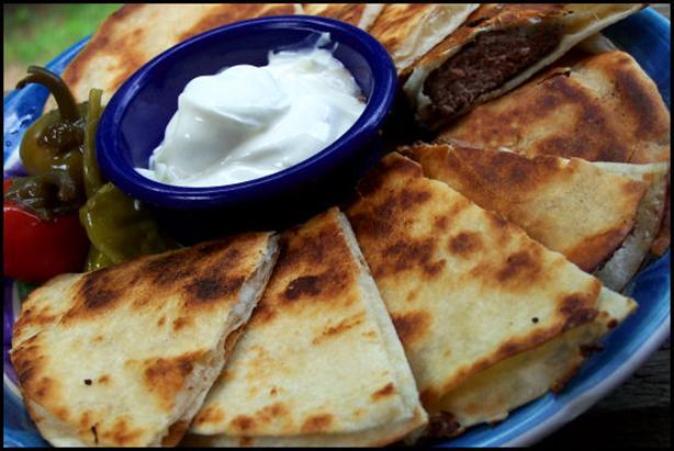 Your Basic Quesadilla