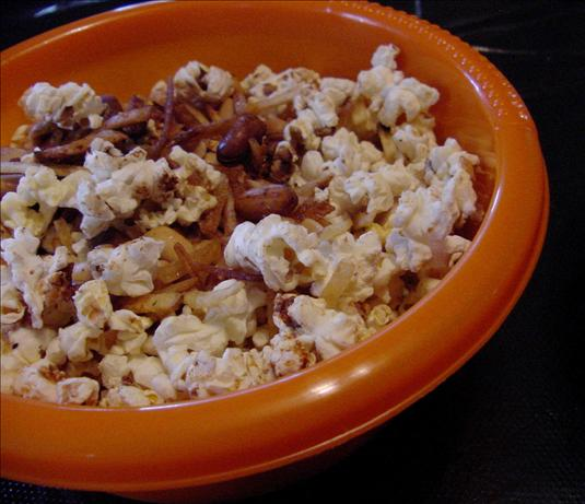 Hayride Popcorn and Peanuts