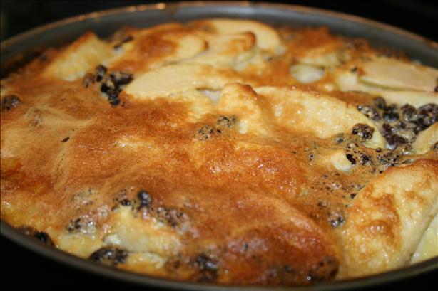 Apfelkuchen Mit Rahm (Applecake With Rum)