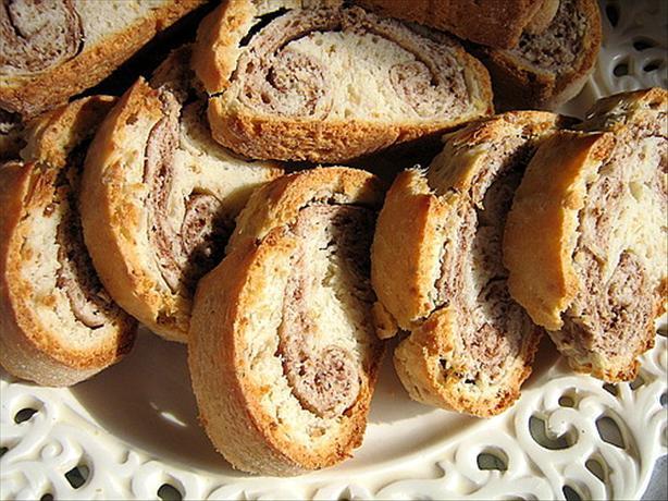 German Loaf Cookies