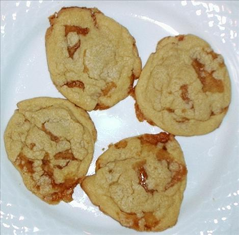 Butter Crunch Cookies