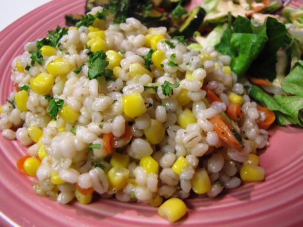 Barley Corn Casserole