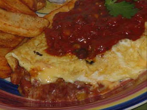 Ranchero Omelet