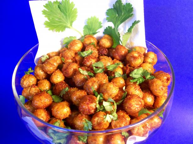 Fried Chickpeas