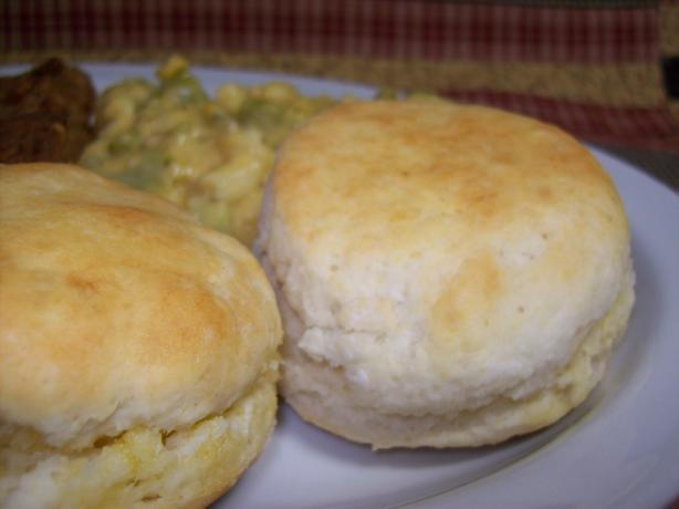 Mama's Started in Texas Buttermilk Biscuits