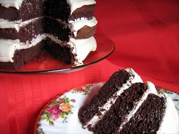 Vienna Cafe Cake