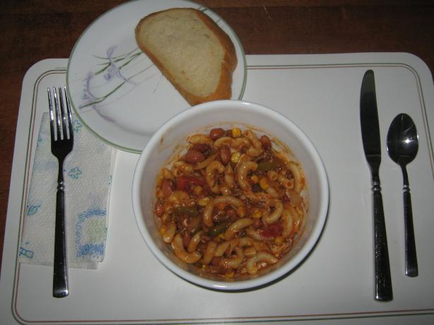 Matt's Goulash (What's Not to Like Here!)
