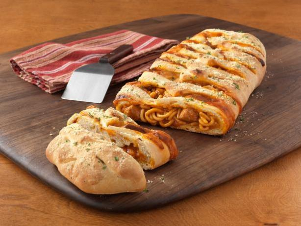 Chef Boyardee® Braided Spaghetti Loaf