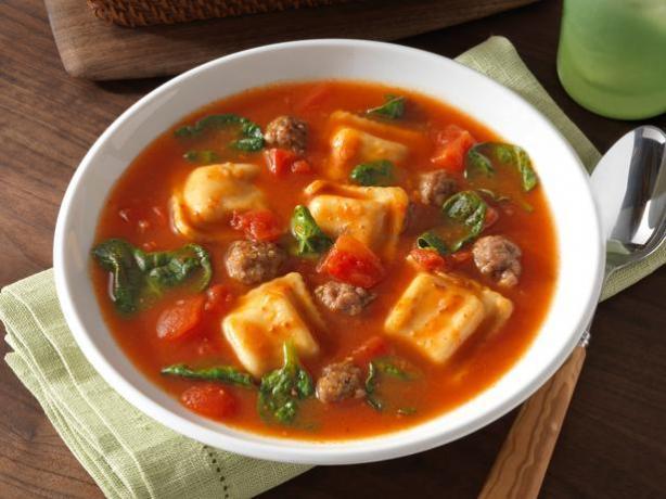 Chef Boyardee® Ravioli Florentine Soup
