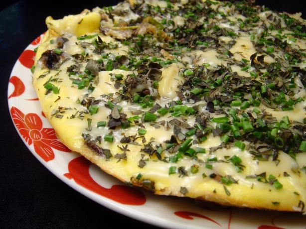 Farmer's Market Frittata by Emeril Lagasse