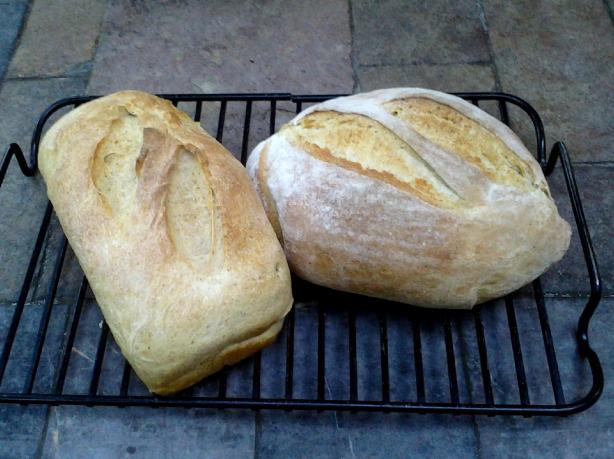 Vichyssoise (Potato-Leek) Bread