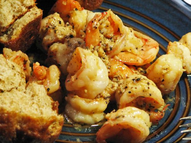 Shrimp Malaga