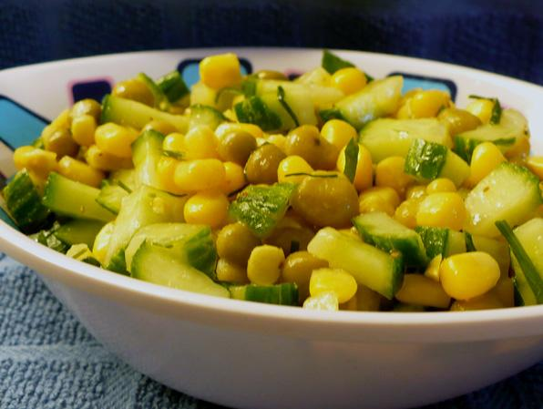 Kerikeri New Zealand Corn Salad