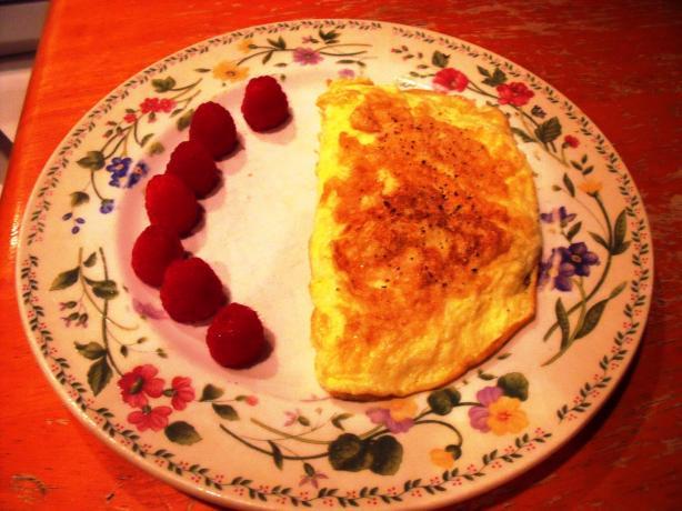 Brie Omelet