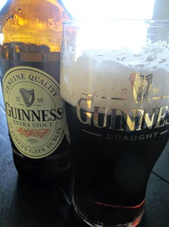 Irish Black Velvet