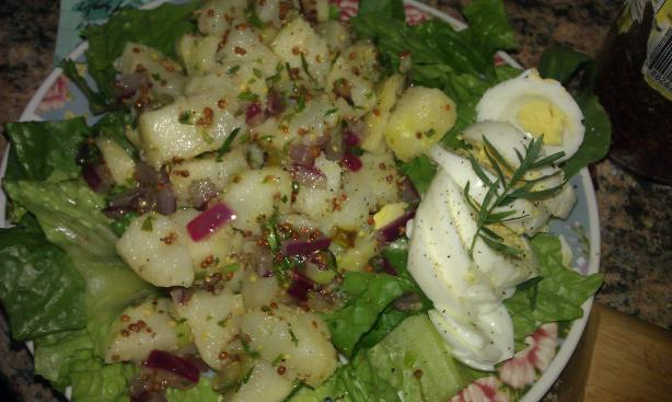 Jacques' French Potato Salad