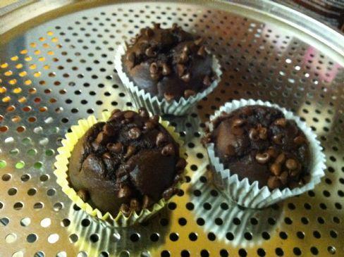 Ww Triple Chocolate Chunk Muffins Low Fat