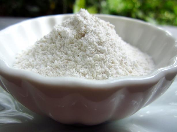 Almond and Sugar Powder