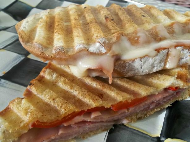 The Spaniard (Grilled Sandwich)