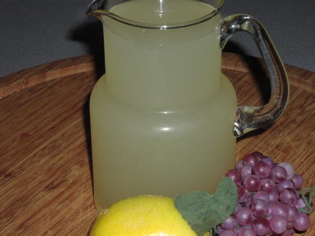 Ginger Lemonade Sekanji