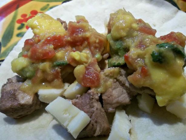 Cacoila (Portuguese Stewed Pork)