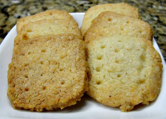 Manchego Biscuits