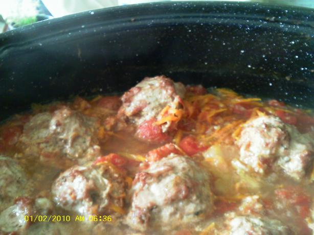 Spanish Turkey Meatballs