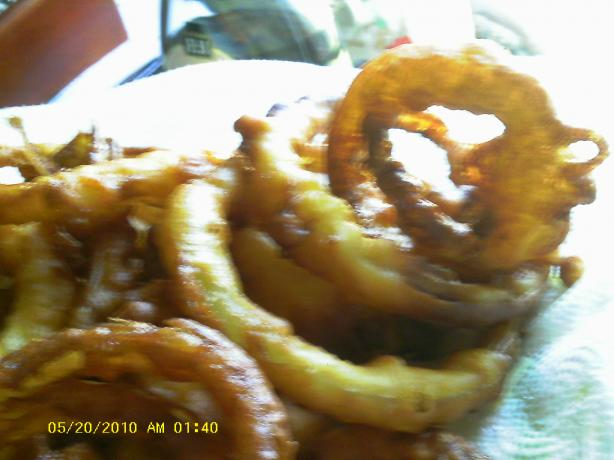 Libbies Golden Onion Rings