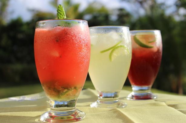 Lemonade 6 Ways