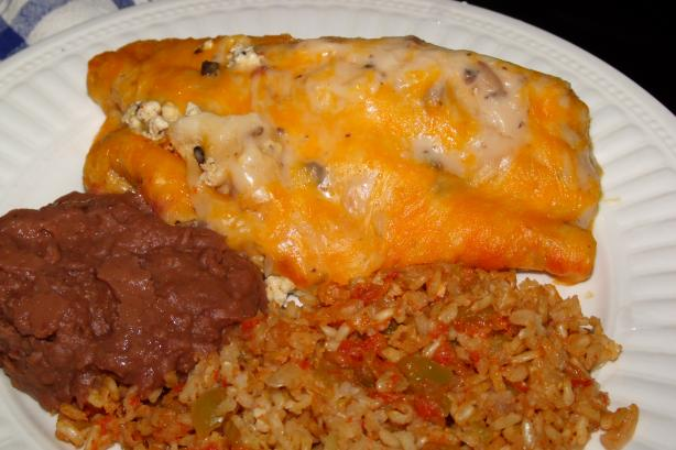 Chicken Enchiladas Simple 8 Pt WW