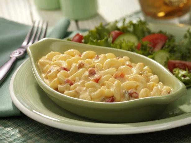 Zesty Mac and Cheese