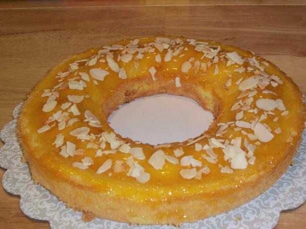 Gateau Trois Freres ( Three Brothers Cake )