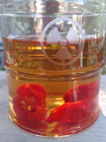 Spicy Bajan Rum Sauce