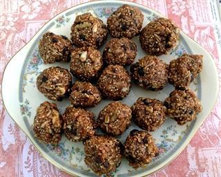 Nutritarian Balls!