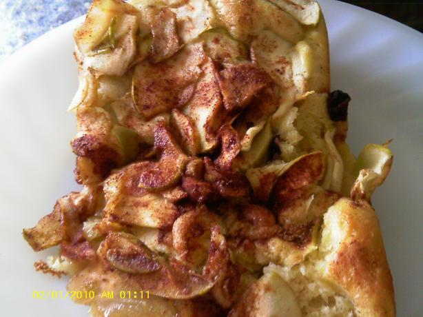 Libbie's Czech Apple Coffeecake