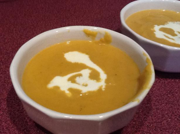 Cindy's Butternut Squash Soup
