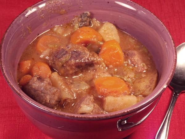 Crockpot 5 Hour Beef Stew
