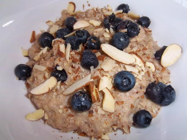Protein Powered Oatmeal Breakfast