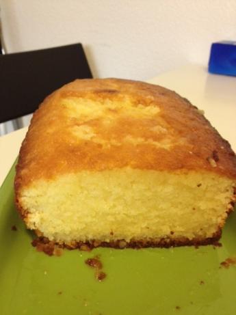 Soaked Lemon Cake (Swiss Style)