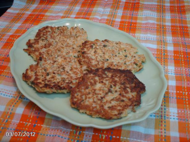 Southwest Sagebrush Potato Pancakes