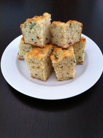 Savory Potato Quick Bread