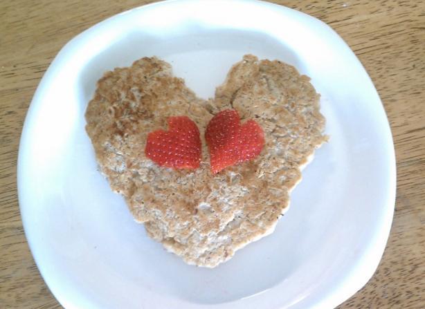 Heart Healthy Hotcakes