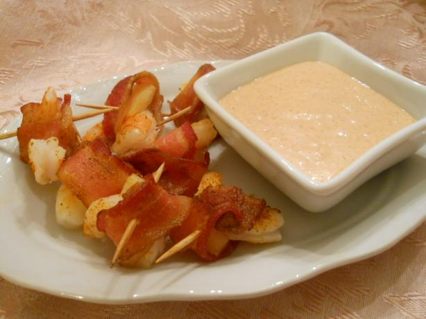 Spicy Remoulade Sauce for Dipping
