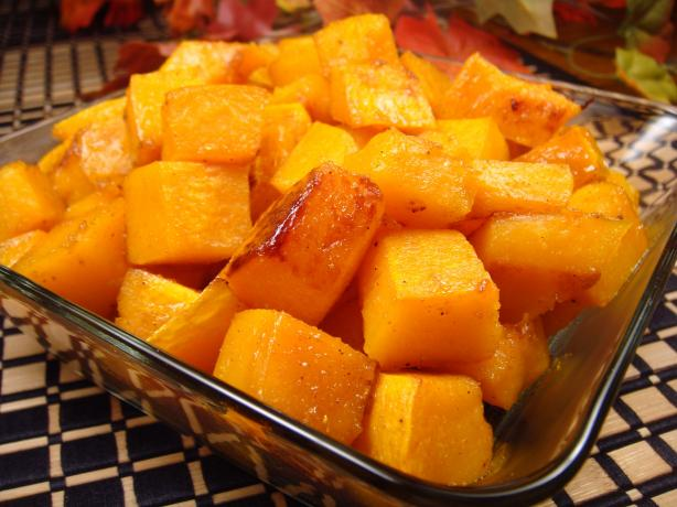 Roasted Sweet Curry Squash