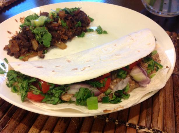 Quinoa Bean Tacos